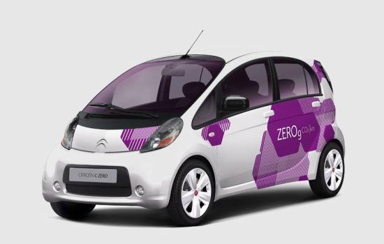 Citroën C Zero