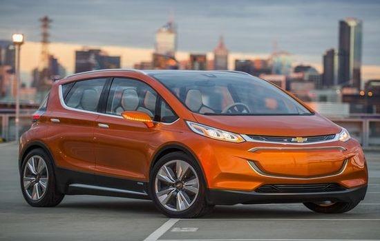 LG и General Motors заедно разработват електрически автомобил