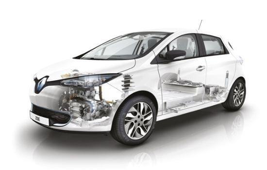 Рено представя трети електромобил в България