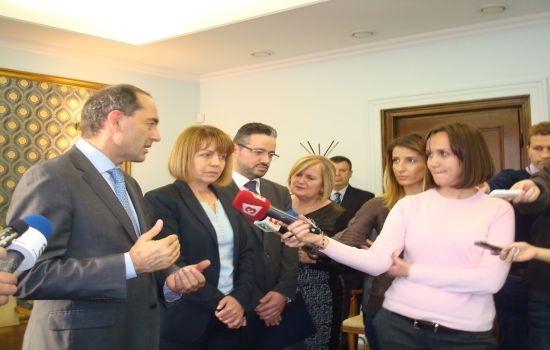 Сътрудничество между Столична община и ЧЕЗ за електромобилността