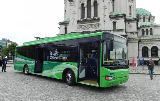 Chariot e-bus KLQ6125GEV3